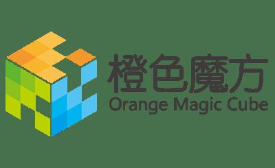 Orange Magic Cube