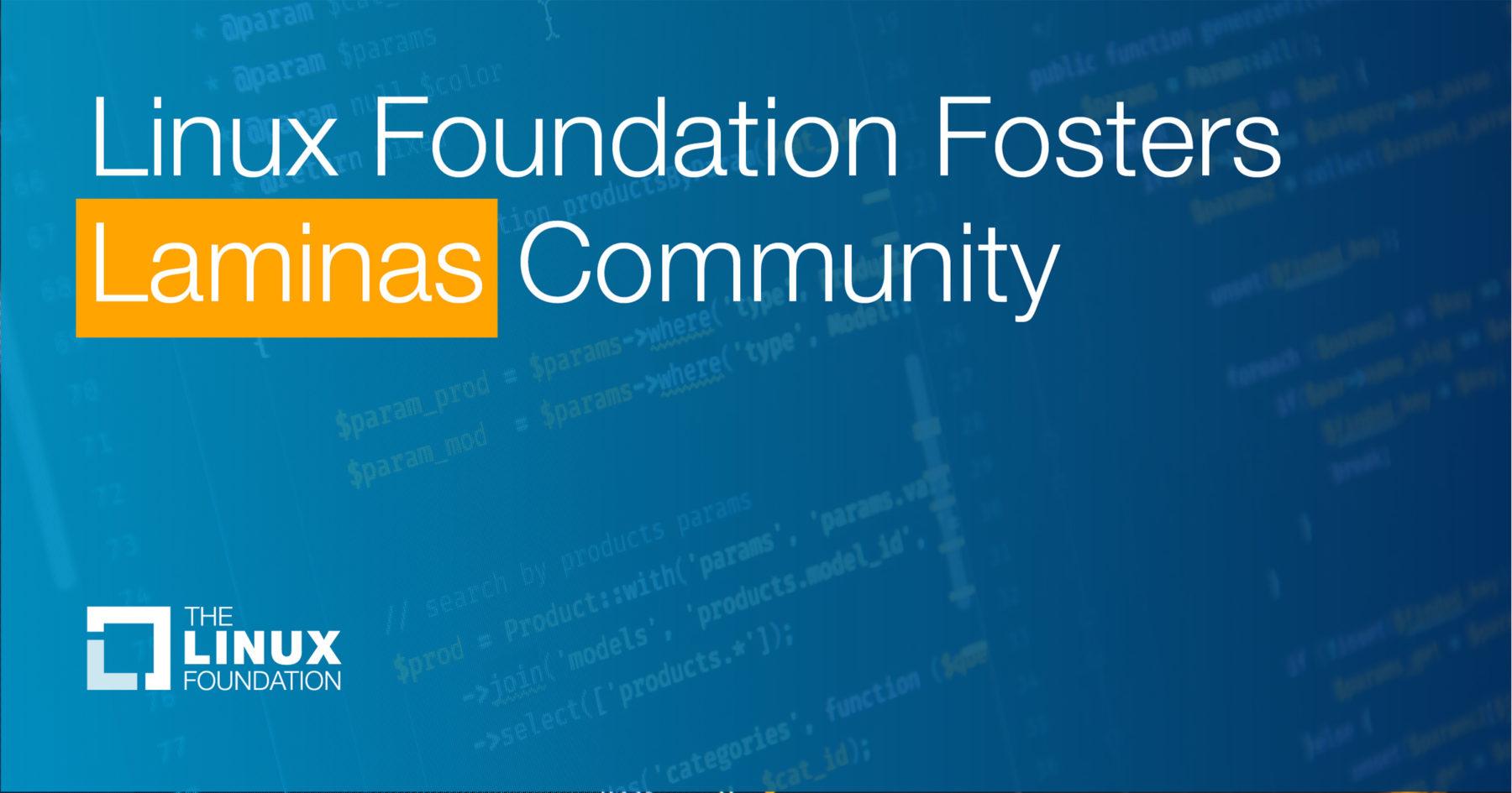 Linux Foundation Fosters Laminas Community