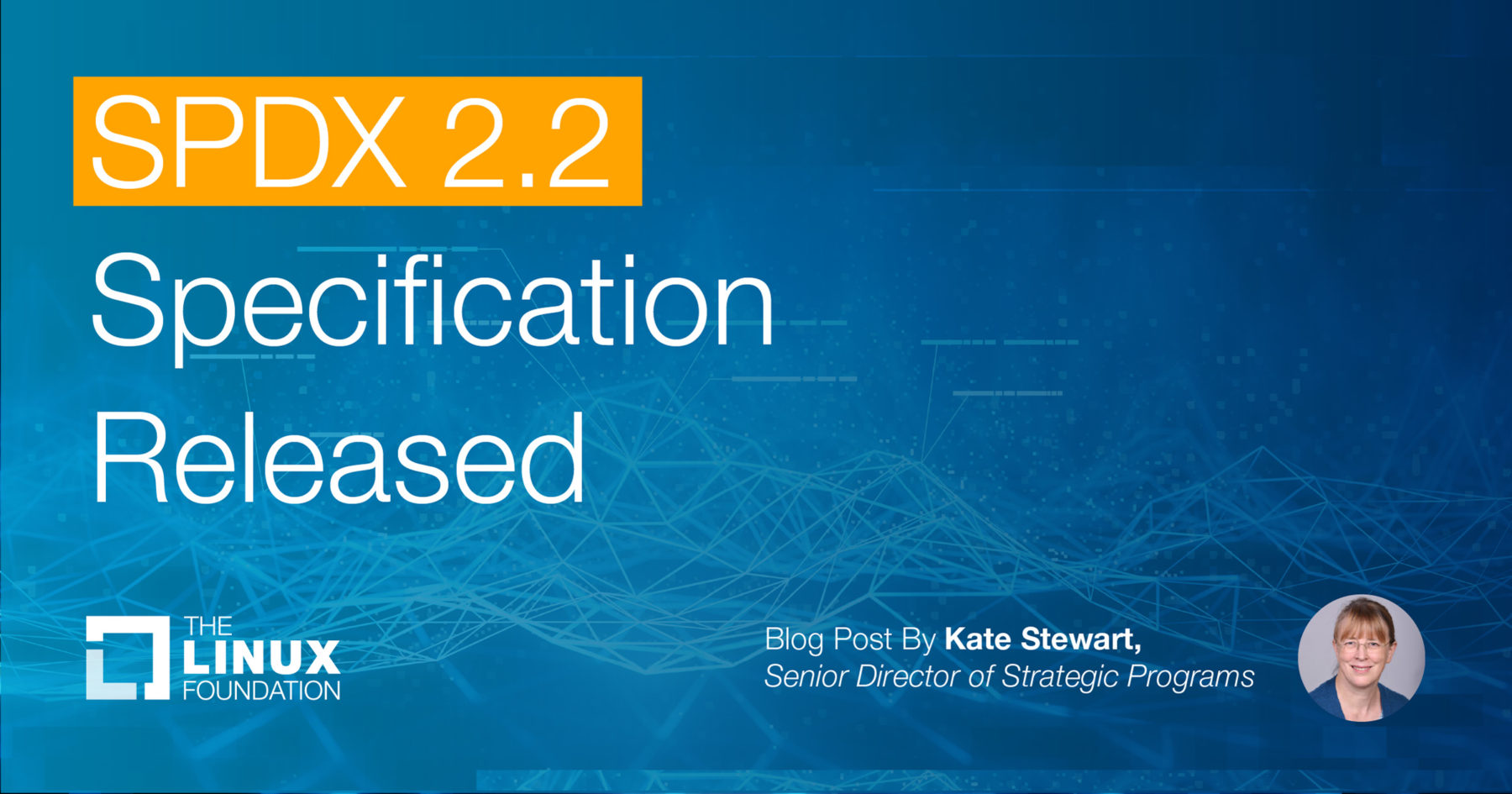 SPDX 2.2 Specification Released